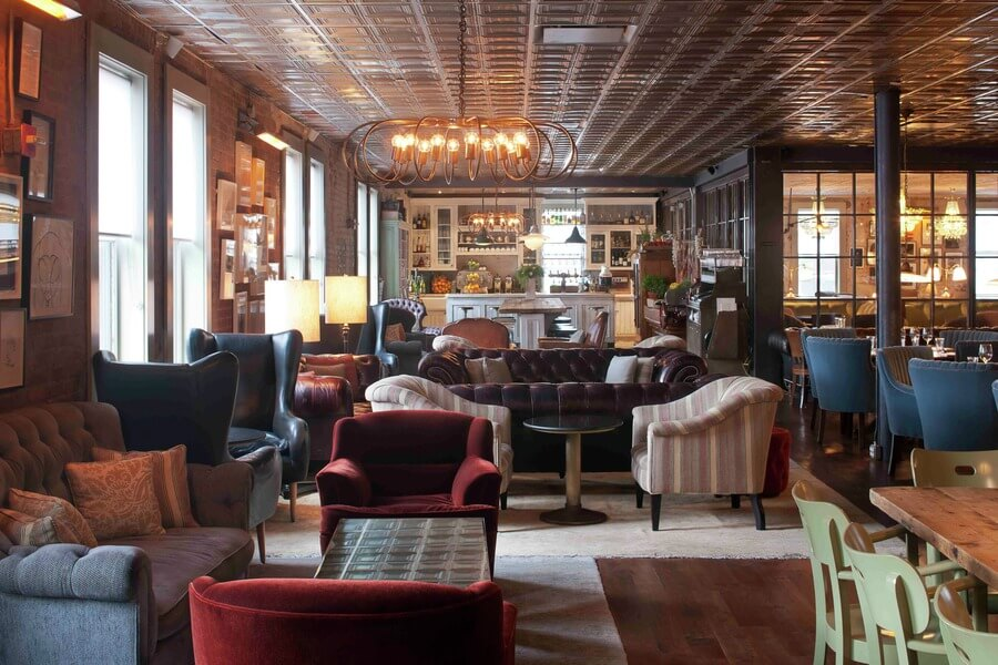 Soho house new york meatpacking district official website - Fauteuil maison de famille ...