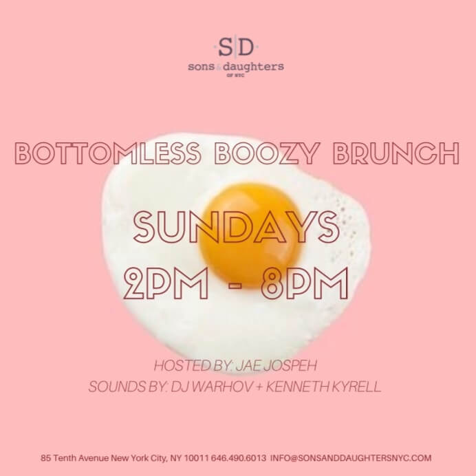 Sons & Daughters_Brunch