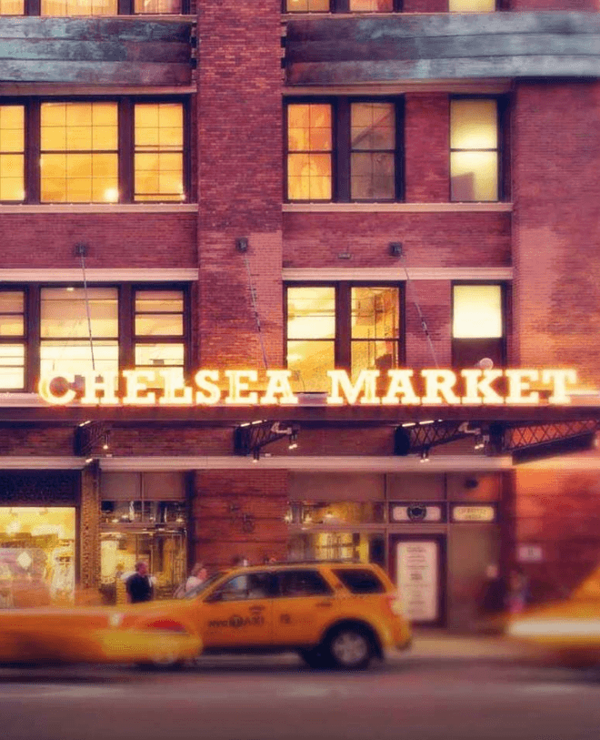 Chelsea Market Night Tour with NYCWFF - Meatpacking District